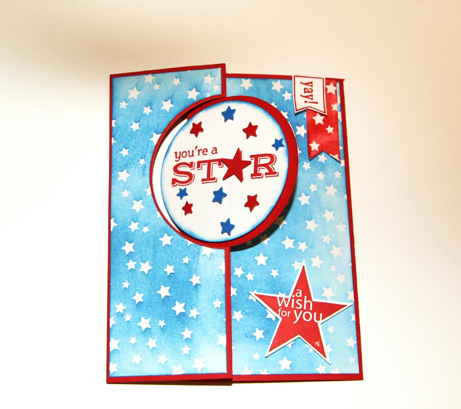 Pop-Up-Karte Geburtstag