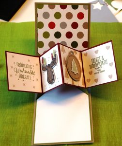 Tri-Folder-Card Weihnachten Elch (4)
