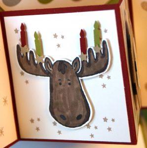 Tri-Folder-Card Weihnachten Elch (6)