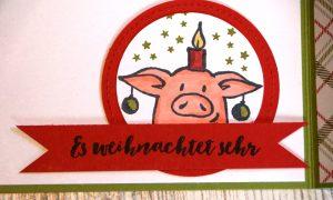 Weihnachtskarte Fleischerei (7)