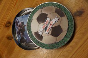 Fußball-Filmdose (2)