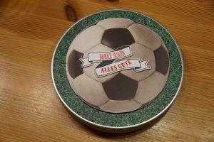 Fußball-Filmdose (5)