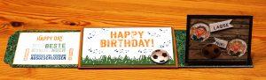 Happy birthday Pop-Up Karte (2)