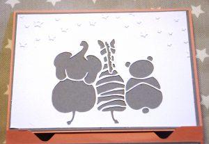 Babykarte Drei Freunde (8)