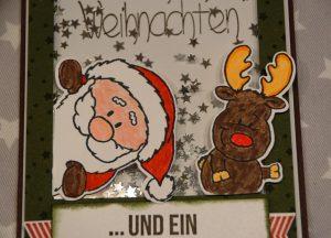 Schüttelkarte Weihnachten (1)
