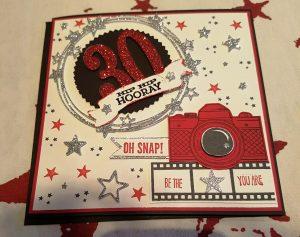 Geburtstagskarte 30 (2)